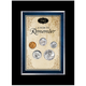 Year To Remember Coin Desk Frame (1934-1964), One Size