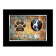 Personalized-Rescued Year To Remember Dog 4 Coin Frame, One Size