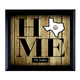 Personalized Home State Quarter Frame Series, One Size