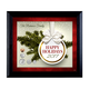 Personalized Happy Holidays Year To Remember Coin Frame, One Size