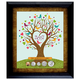 Personalized Family Tree Year To Remember Coin Frame, One Size