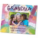 Personalized Grandma I Made It Just For You Frame, One Size
