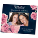 Personalized Mother English Rose Frame Add A Name Or Initial For Free, One Size