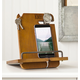 Personalized Wooden Docking Station, One Size
