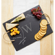 Personalized Slate Serving Board, One Size