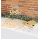 Personalized Wedding Guestbook Puzzle, One Size