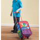 Personalized Stephen Josephdinosaur Classic Rolling Luggage Personalized, One Size