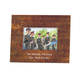 Personalized Call Of Duty Patriotic Wood Photo Frame, One Size