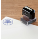 Personalized Family Tree Stamper Black, One Size