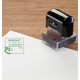 Personalized Wave Stamper Black, One Size