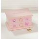 Personalized Children's Pink Musical Jewelry Box, One Size