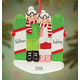 Personalized Snowboarding Couple Ornament, One Size