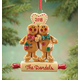 Personalized Gingerbread Couple Ornament, One Size
