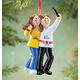 Personalized Selfie Friends Ornament, One Size