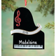 Personalized Piano Ornament, One Size