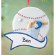 Personalized Baseball Ornament, One Size