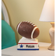 Personalized Football Bank, One Size