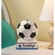 Personalized Soccer Ball Bank, One Size