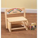 Personalized Children's Unicorn Chair/Step Stool, One Size