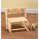 Personalized Children's Musical Animals Step Stool, One Size