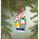 Personalized Family Cookie Baking Ornament, One Size