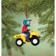 Personalized Atv Ornament, One Size