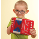 Personalized Children's Accordion, One Size