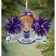 Personalized Cheer Ornament No Personalization Green, One Size