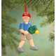 Personalized Pickleball Ornament, One Size