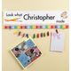Personalized Look What... Artwork Display Board, One Size