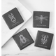 Personalized Halloween Insect Slate Coasters, One Size