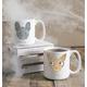 Personalized Sugar Skull Pet Coffee Mugs, 20 Oz., One Size