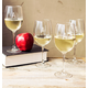 Personalized Spooky White Wine Glasses Set Of 4, 19 Oz., One Size