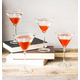 Personalized Spooky Martini Glasses Set Of 4, 10 Oz., One Size