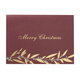 Christmas Berries Christmas Card Set Of 18, One Size