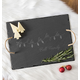 Personalized Fa La La Slate Serving Tray, One Size