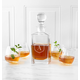 Personalized Tipsy Whiskey Decanter Set, One Size