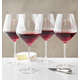 Personalized Red Wine Estate Glasses Set Of 4, 23 Oz., One Size