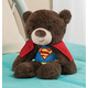 Personalized Superman Teddy Bear, One Size