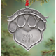 Personalized Pet Memorial Ornament, One Size