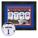 Personalized Locker Room Chicago Cubs, One Size