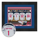 Personalized Locker Room Cleveland Indians, One Size