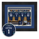 Personalized Locker Room San Diego Padres, One Size