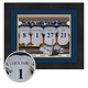 Personalized Locker Room Milwaukee Brewers, One Size