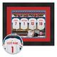 Personalized Locker Room Philadelphia Phillies, One Size