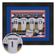Personalized Locker Room Texas Rangers, One Size