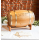 Personalized Wine Barrel Reception Gift Card Holder, One Size