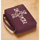 Personalized Faith Bible Cover, One Size