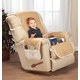 Personalized 5 Star Reversible Waterproof Recliner Cover, One Size