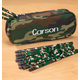 Personalized Camouflage Pencil Case And Pencil Set, One Size
